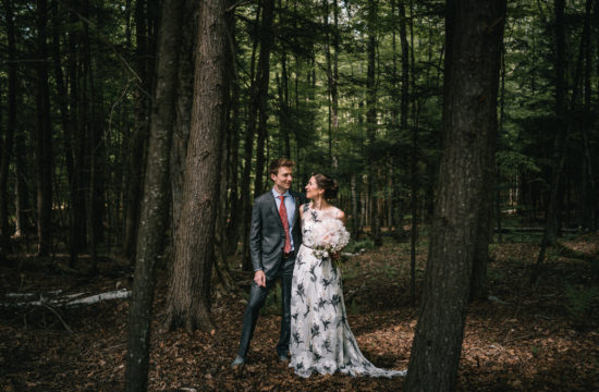Vermont Camp Wedding